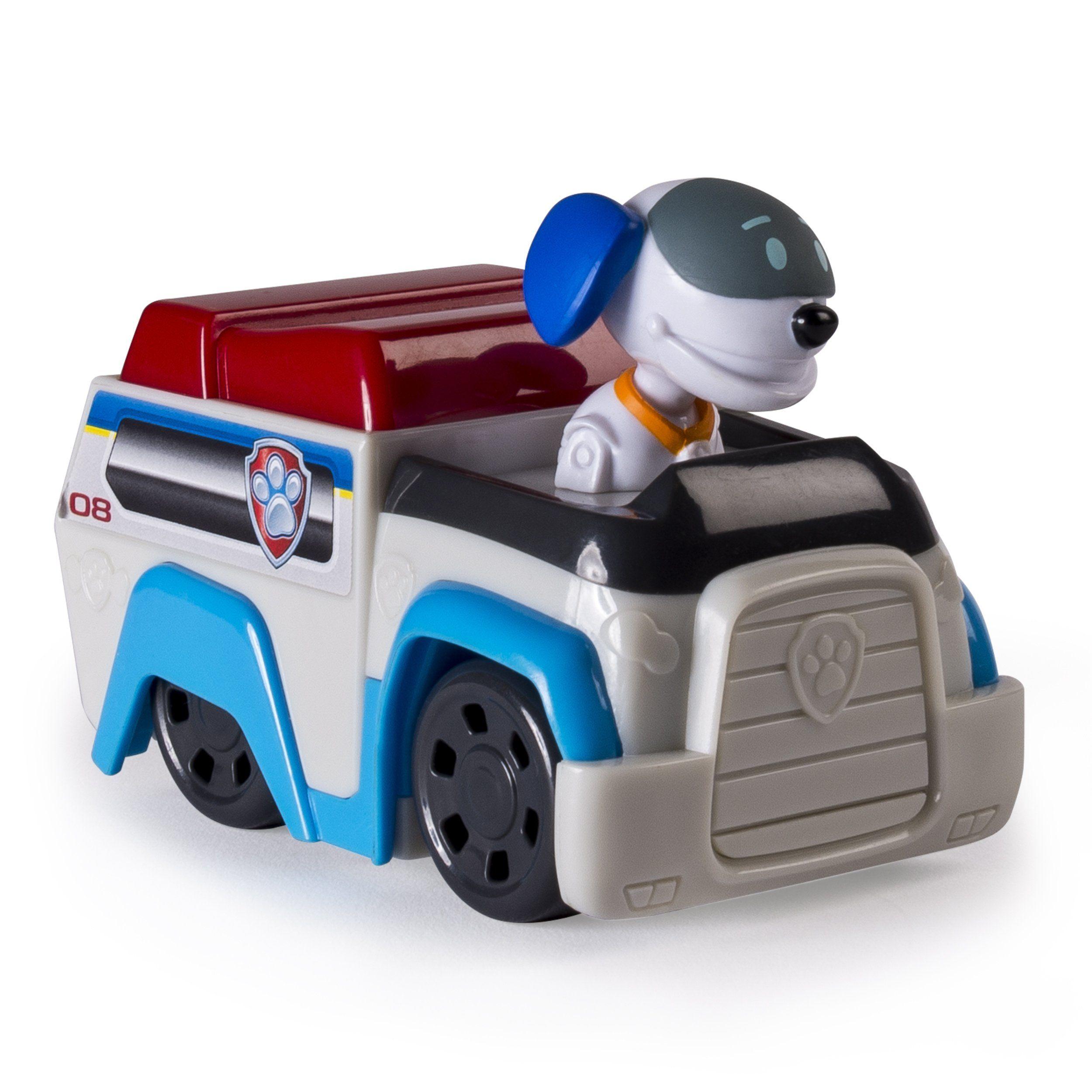 Paw Patrol Robo Dog/Patroller Racer Vehicle ** You can get