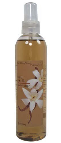 Pleasure body lotion vanilla apologise, but