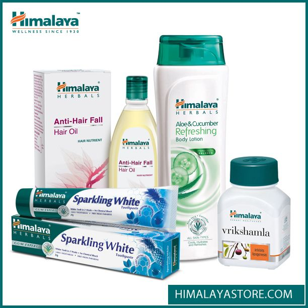 Buy Himalaya Products Online From Our Official Online Store