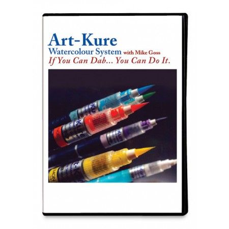 Art Kure If You Can Dab You Can Do It Dvd With Mike Goss Artist