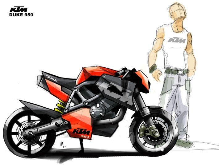 Kết Quả Hinh ảnh Cho Ktm Duke 200 Drawing Blueprint Duke