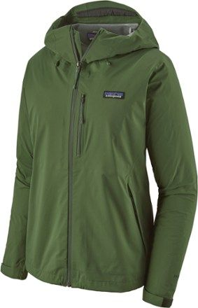 Photo of Patagonia Damen Rainshadow Jacke Camp Green S.