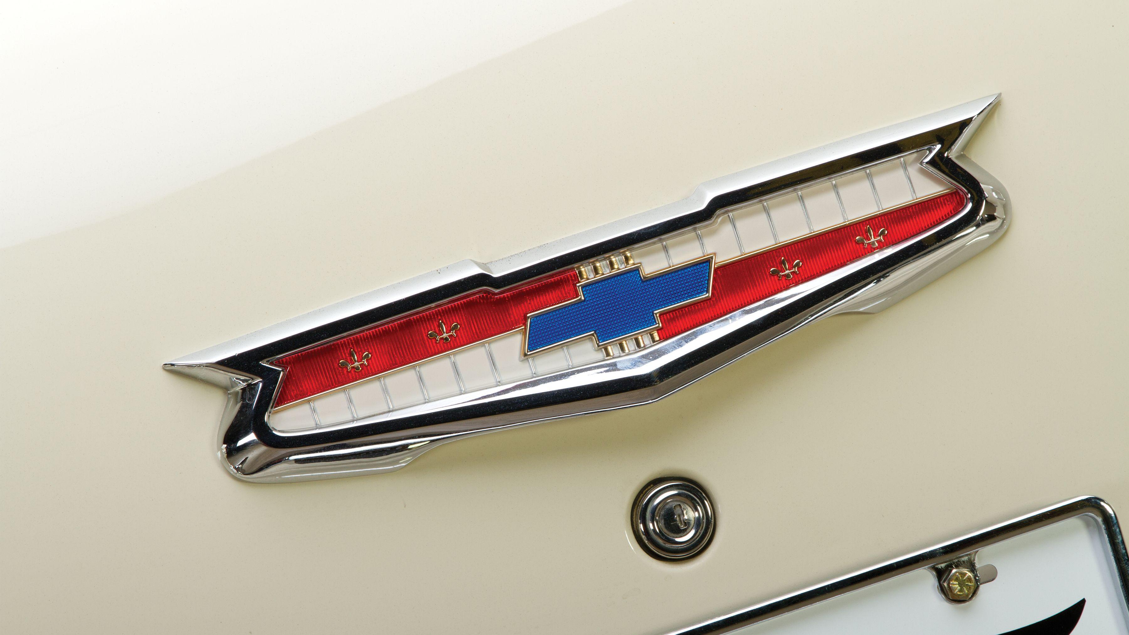 Chevrolet Bel Air Convertible 1955