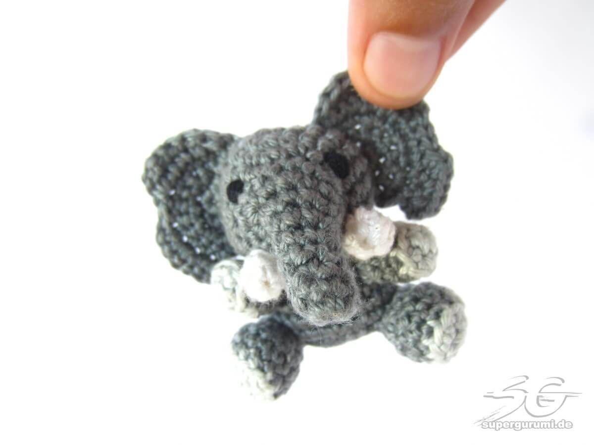The Sweetest Crochet Elephant Patterns To Try | The WHOot | 900x1200