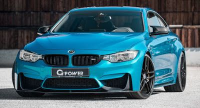 G Power 600 Ps Bmw M4 Coupe Ist Schneller Und Leistungsfahiger Als