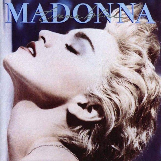 Best Vinyl Album Covers Madonna True Blue Album Madonna True