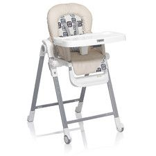 The Gusto High Chair From Inglesina Is Versatile With A 4 Position Height Adjustment A 3 Position Reclining Seat And A 3 Position High Chair Chair Foot Rest