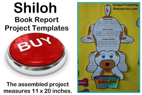 shiloh book report