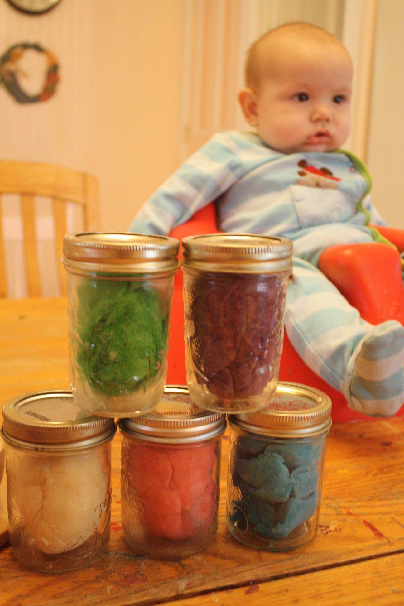 Playdough Recipe 2 cups allpurpose flour 1 cup of salt 3