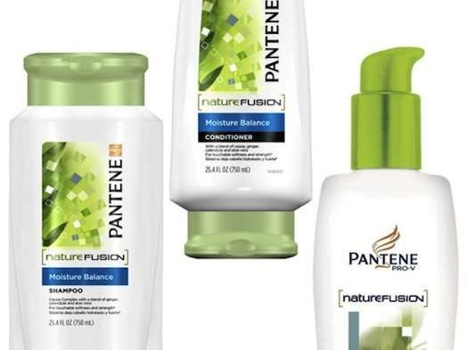 Pro-V Nature Fusion Products #haircare