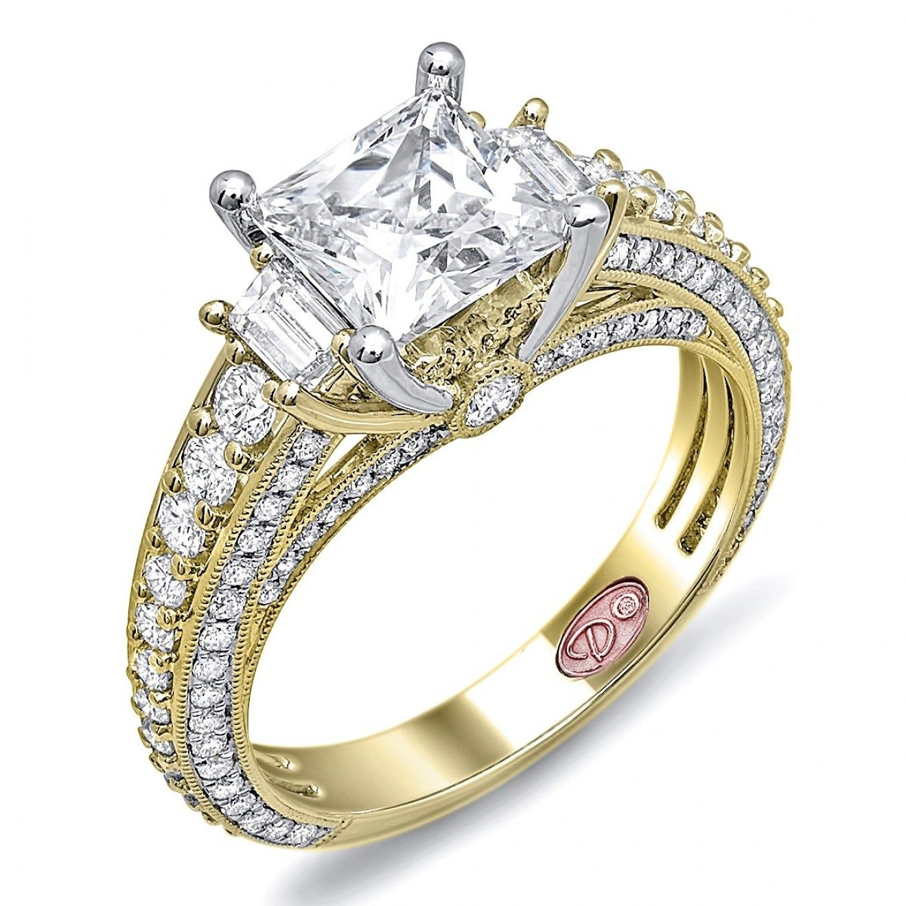 30 Best Cheap Wedding Ring Sets White Gold Colored