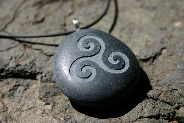 Celtic Water Symbol Artwork