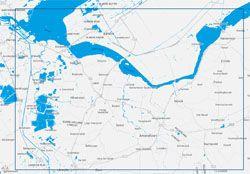 Nieuwe Vaarkaart Randmeren Zuid