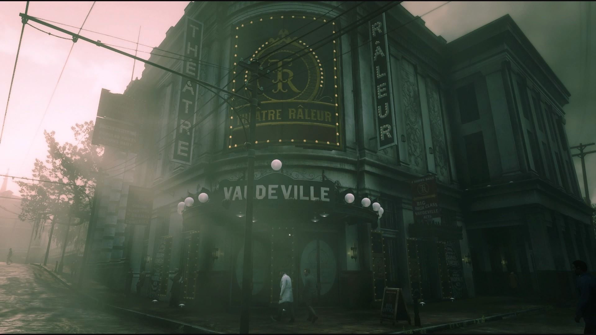 Saint Denis Theatre Saint Denis Red Dead Redemption Cultural Capital
