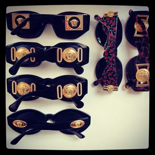 Versace shades | Shades | Pinterest