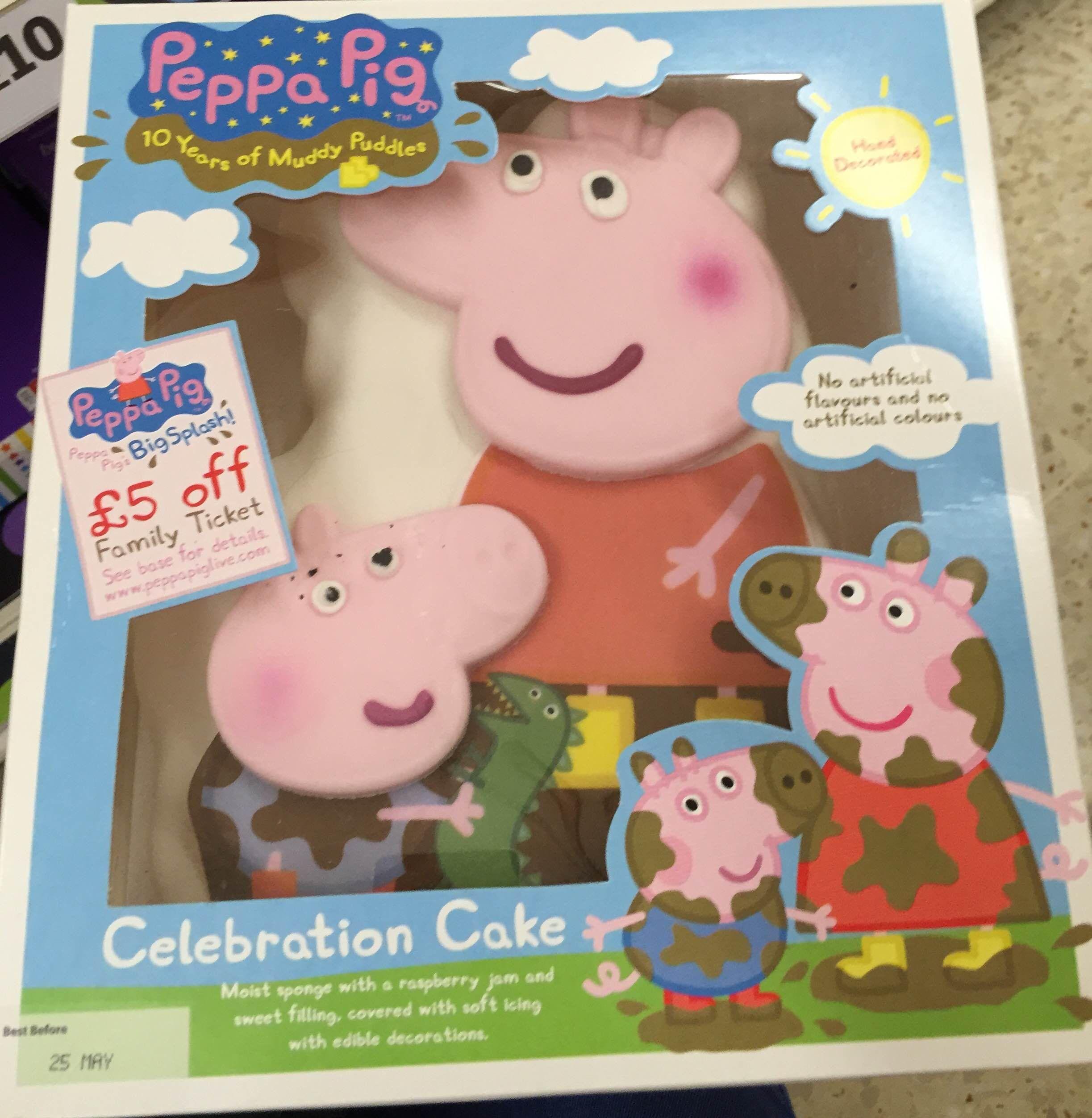 Sainsburys Birthday Cakes