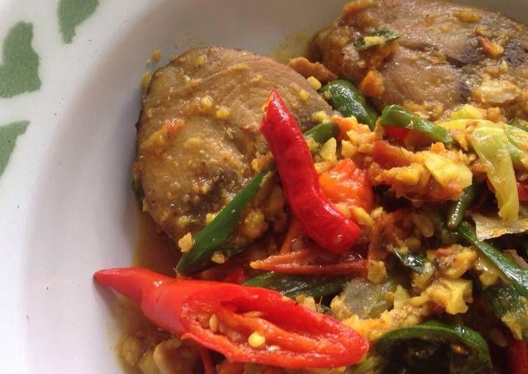 Resep Pesmol Tongkol Enak Oleh Ekitchen Resep Resep Makanan Resep Masakan