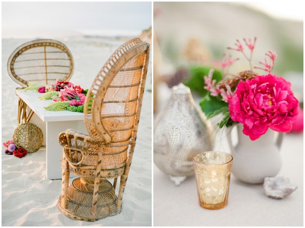 Inspired by Middle Eastern Desert Wedding Details - Inspired By This  Pretty sweetheart's table decor!