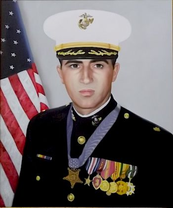 Captain Vargas's Act of Heroism Rank and organization: Major (then Capt.), U.S. Marine Corps, Company G, 2d Battalion, 4th Marines, 9th Marine Amphibious Brigade. Place and date: Dai Do, Republic of Vietnam, 30 April to 2 May 1968. Entered service at: Winslow, Ariz. Born: 29 July 1940, Winslow, Ariz. Citation: For conspicuous gallantry and intrepidity at the risk of his life above and beyond the call of duty while serving as commanding officer, Company G, in action against enemy forces from…