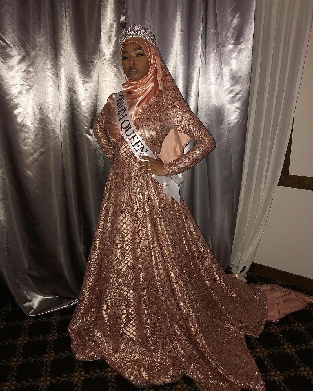 d0109b537cb PROM QUEEN Rafiqahs  rxfiqah Custom Prom Dress and Custom Hijab SLAYED BY  ZAVI