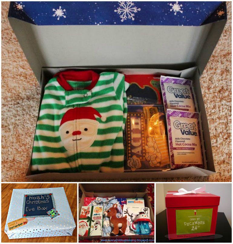 Night Before Christmas Box Ideas You'll Love Night