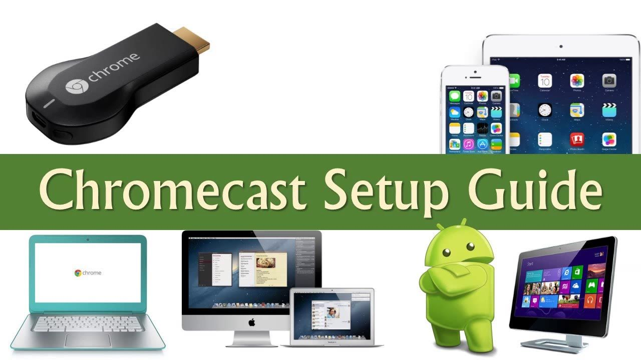 How To Setup Chromecast 1st Genration In A Right Way Chromecast Setup Google Cast