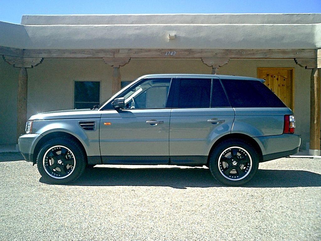 Desert Dawg's 2006 Range Rover Sport 2006 range rover