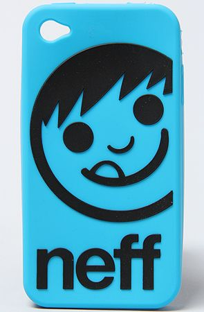 The iPhone Case in Cyan by NEFF - $18 - 20% off with rep code SHANE20