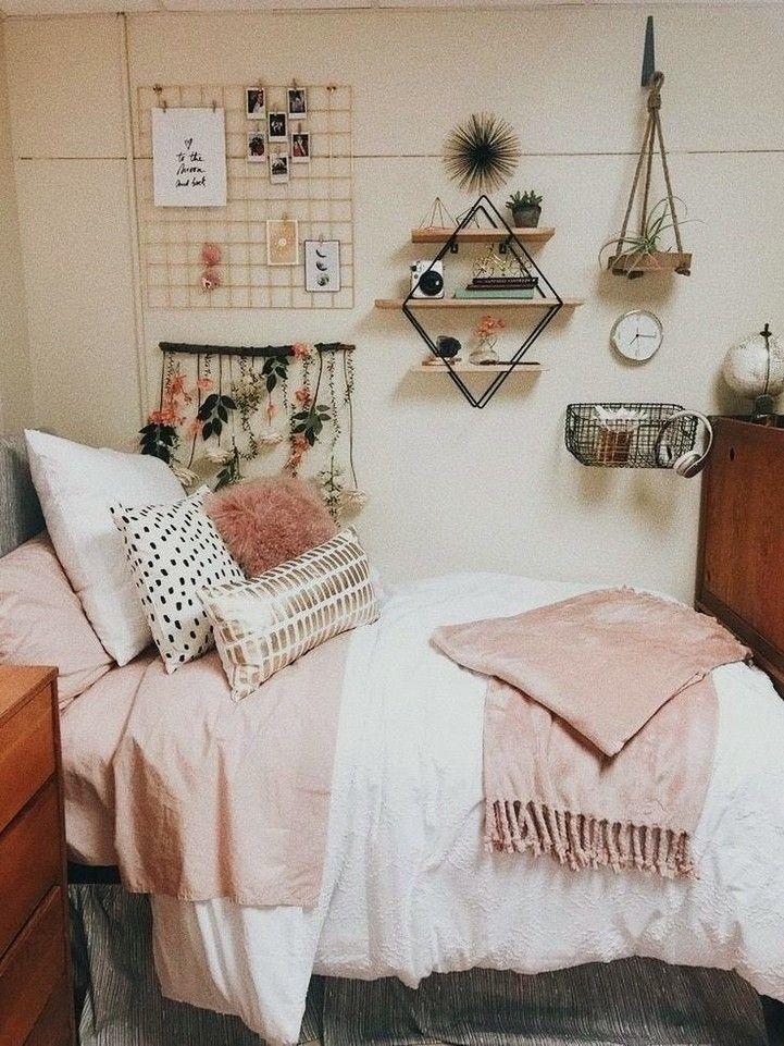 Über 45 beste Wohnheimideen die Ihr Zimmer verwandeln 48 College Dorm Room Ideas Beste die ihr über verwandeln Wohnheimideen Zimmer #collegedormroomideas