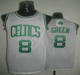 7b3bf7012c4 Boston Celtics Jersey  44 Danny Ainge Green Revolution 30 Authentic Jerseys