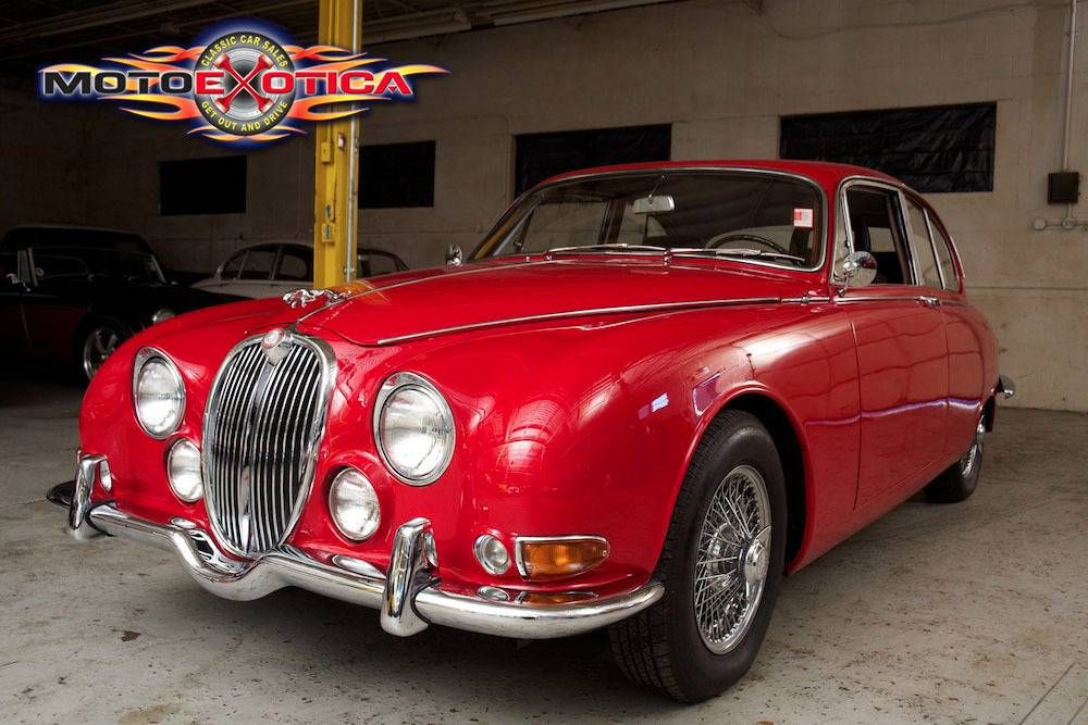 1965 Jaguar 3 8s 2 Door Sedan Jaguar Jaguar Daimler Jaguar S Type