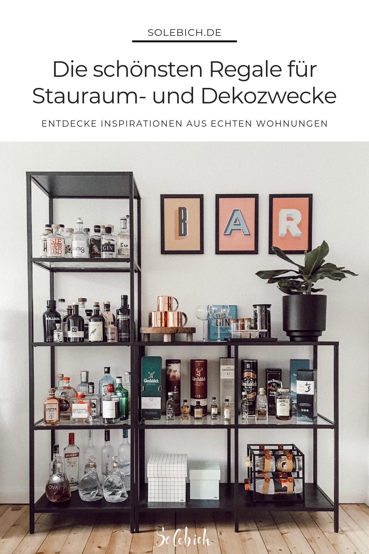 Hochwertige Designer Regale  Wohnzimmer bar, Wohnung bar, Regal