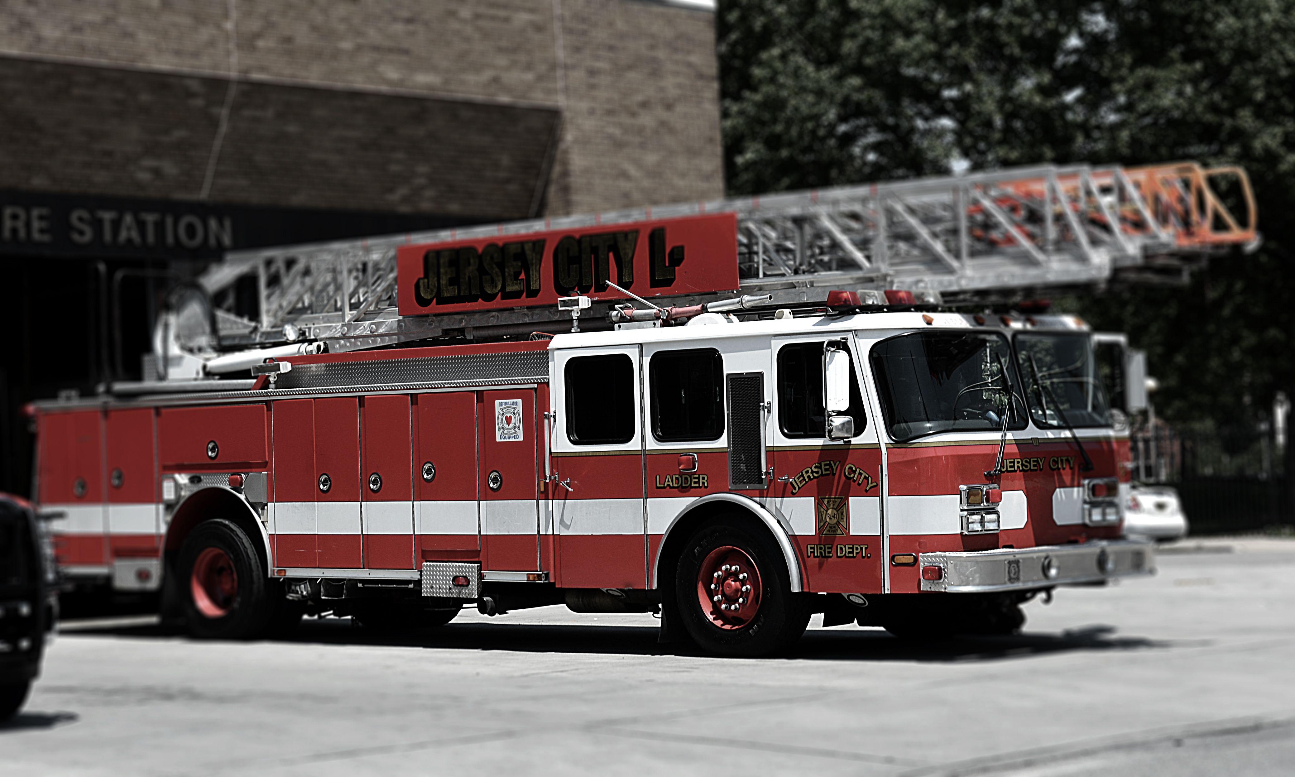 Jersey City Fire Department, NJ 2013