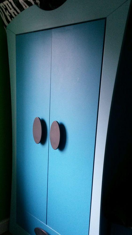 Ikea Mammut Wardrobe Blue Ikea Wardrobe Blue
