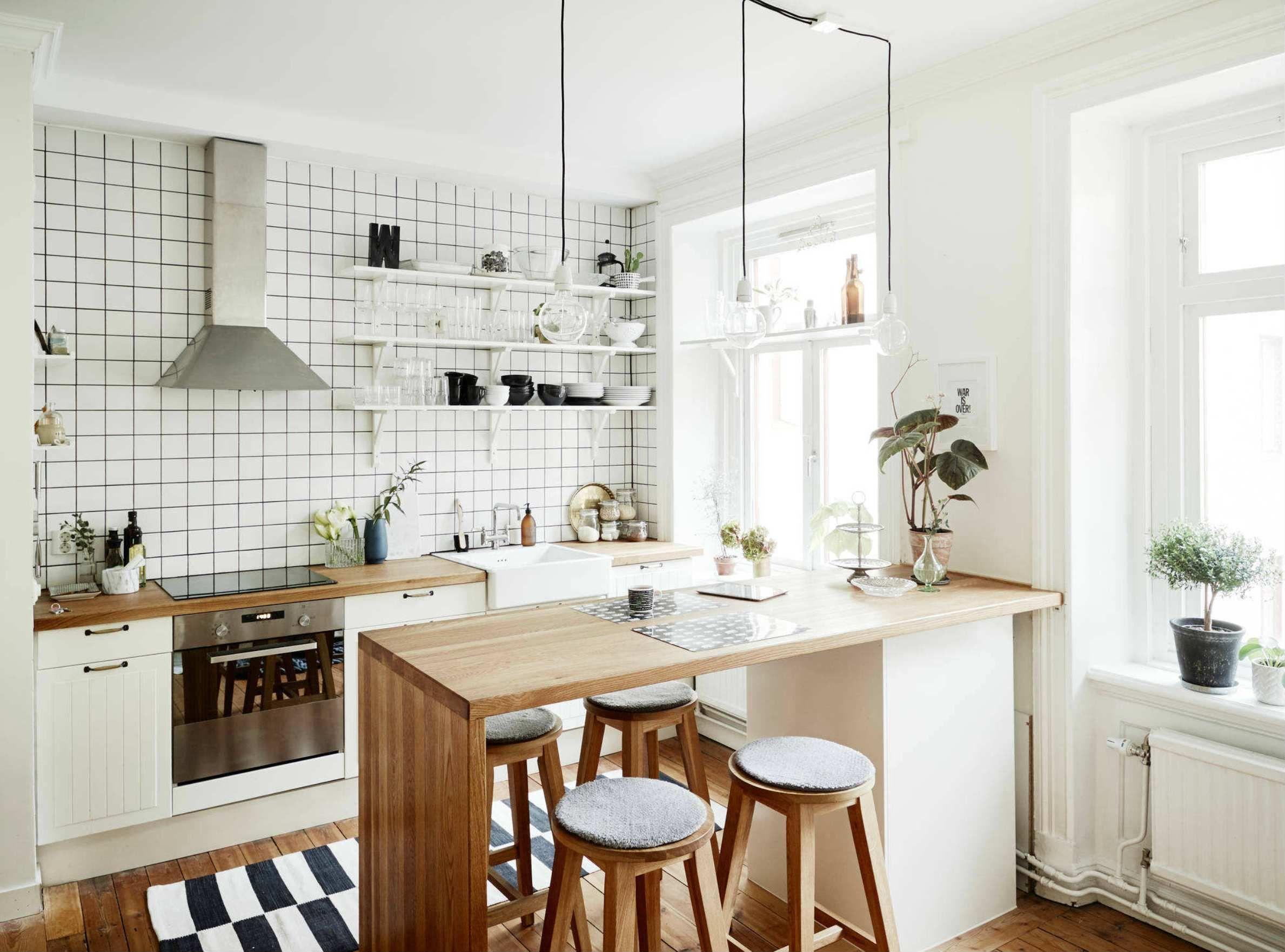 Abierta al salon - Ideas para reformar tu cocina | cocinas ...