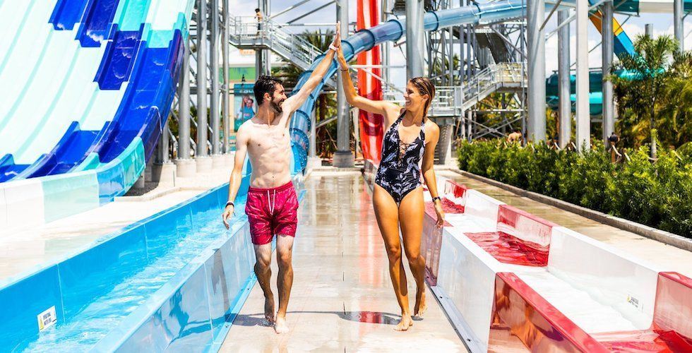 Island H2O Live! water park to open for preview days on