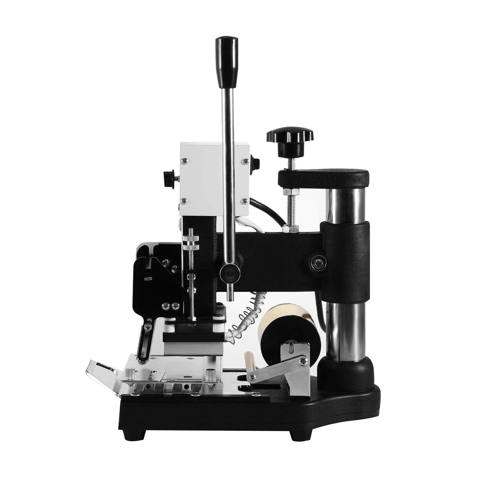 Finlon hot foil stamping machine tipper stamper bronzing