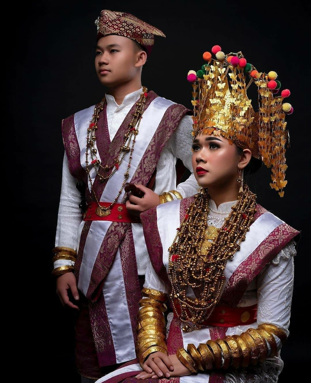 Pakaian Adat Lampung Anak