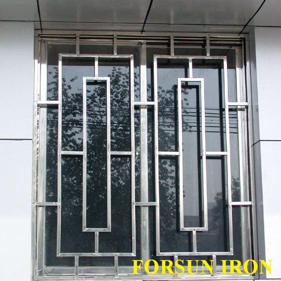 New Simple Iron Window Grill Design Window Grill Design