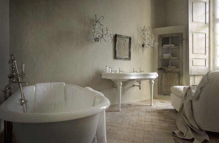 desire to inspire - desiretoinspire.net - Fairytales cometrue - love the built in storage cabinet with the old wooden door