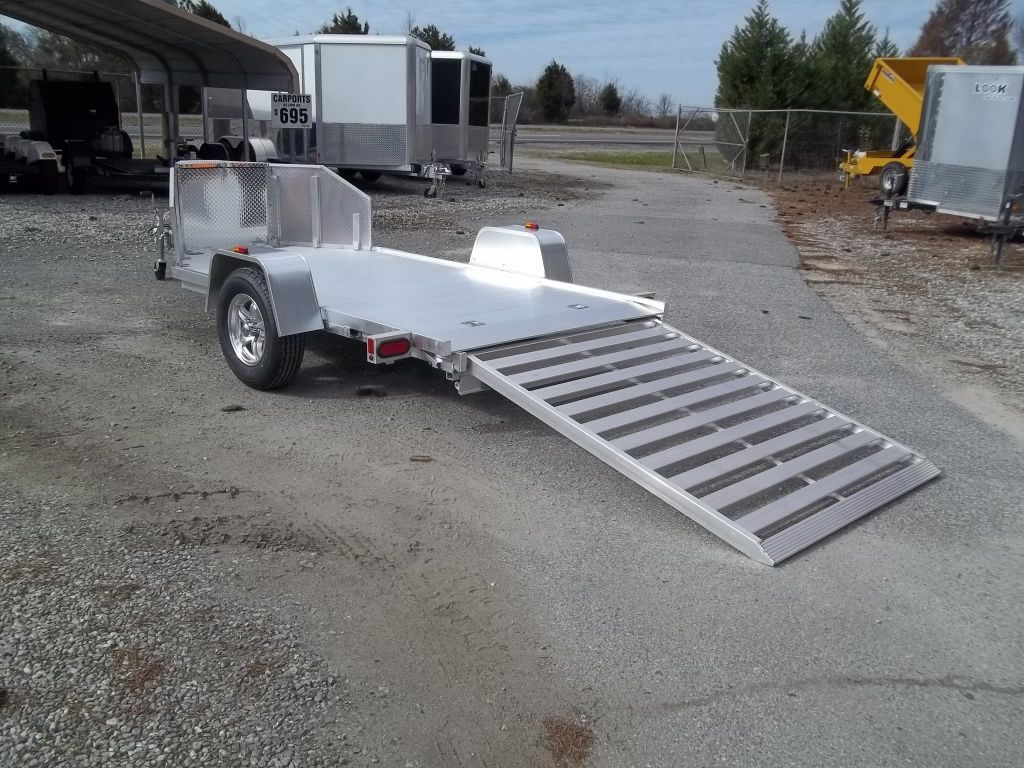 hight resolution of  aluma trike trailer tk1 aluminum motorcycle hauler open motorcycle on horton hauler wiring diagram
