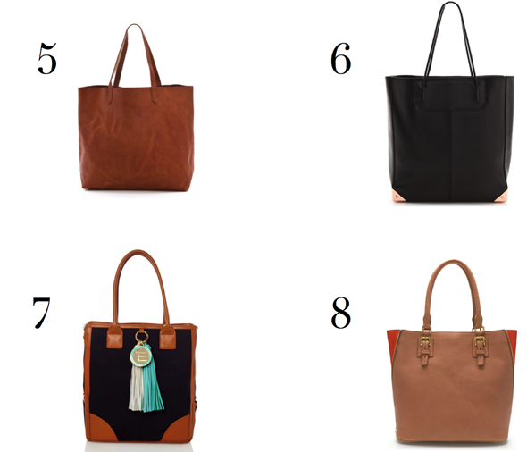 Perfect Work Bag Ldv Top 10 Stylish Totes