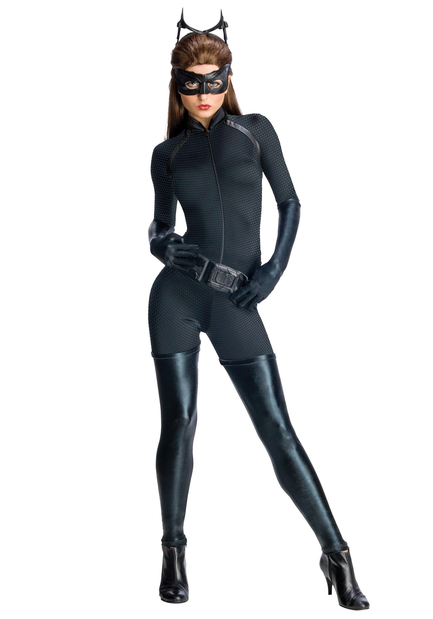Deluxe Dark Knight Catwoman Costume | Costumes, Halloween costumes ...