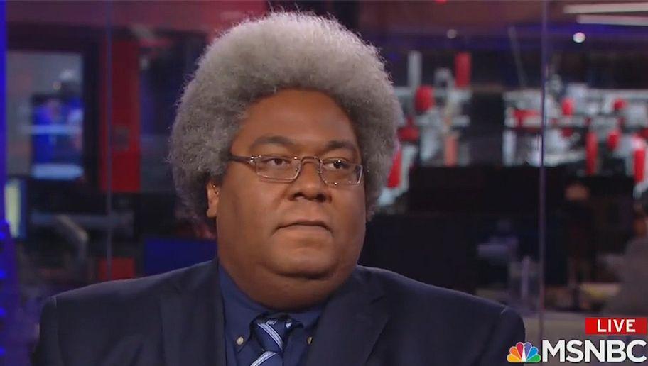 MSNBC Panelist Says He Fantasizes About Crashing Car Into