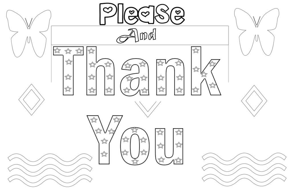 Free Printable Thank You Coloring Pages Coloring Pages Flag Coloring Pages Colouring Pages
