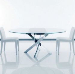 Bontempi Casa Barone Extendable Table