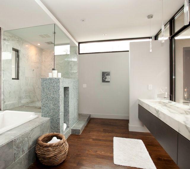 Basement flooring ideas vinyle salle de bain plancher vinyle et rev tement de sol en vinyle - Vinyle salle de bain ...