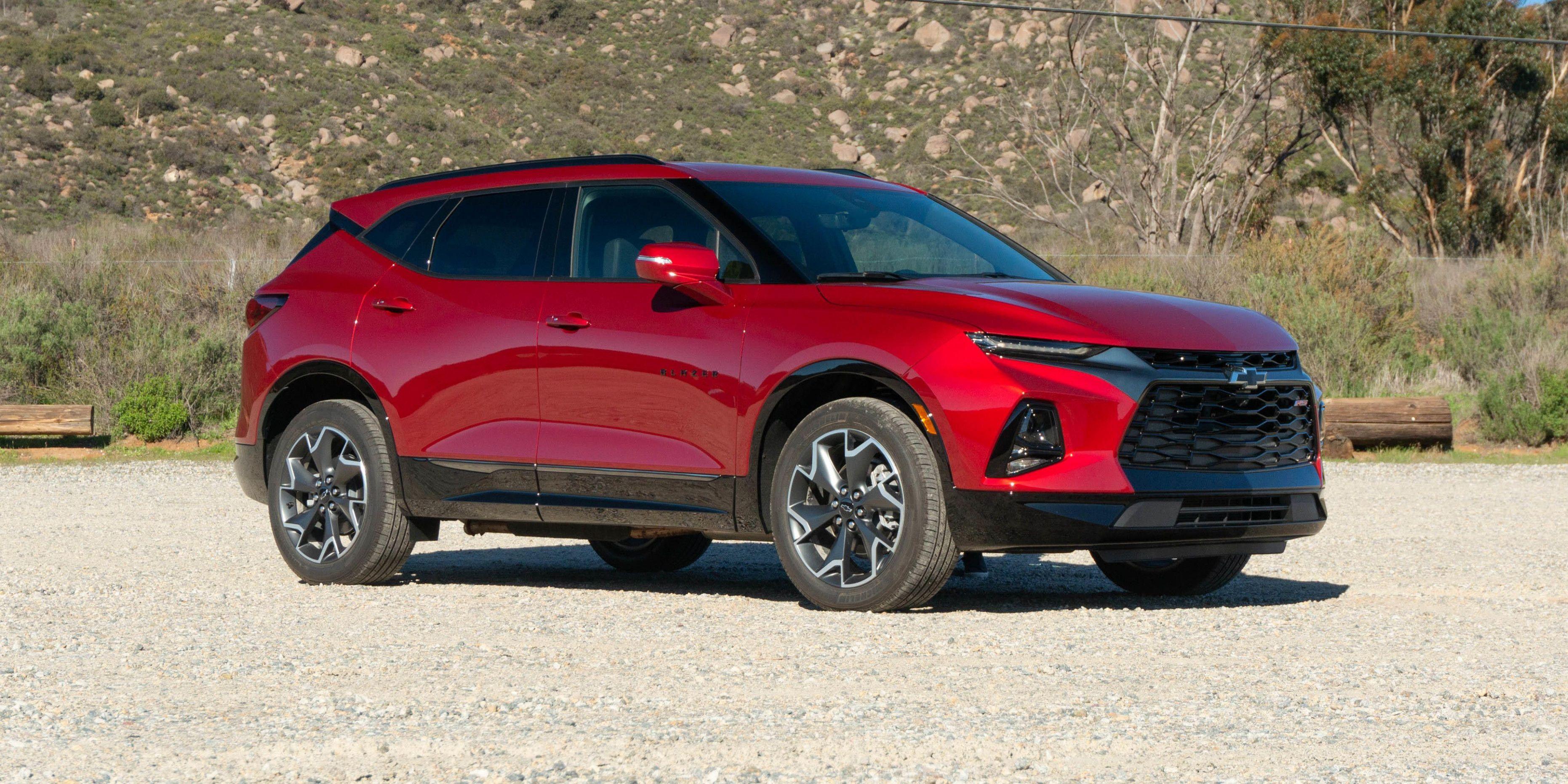 9 Image 2020 Chevrolet Blazer Gas Mileage In 2020 Chevrolet