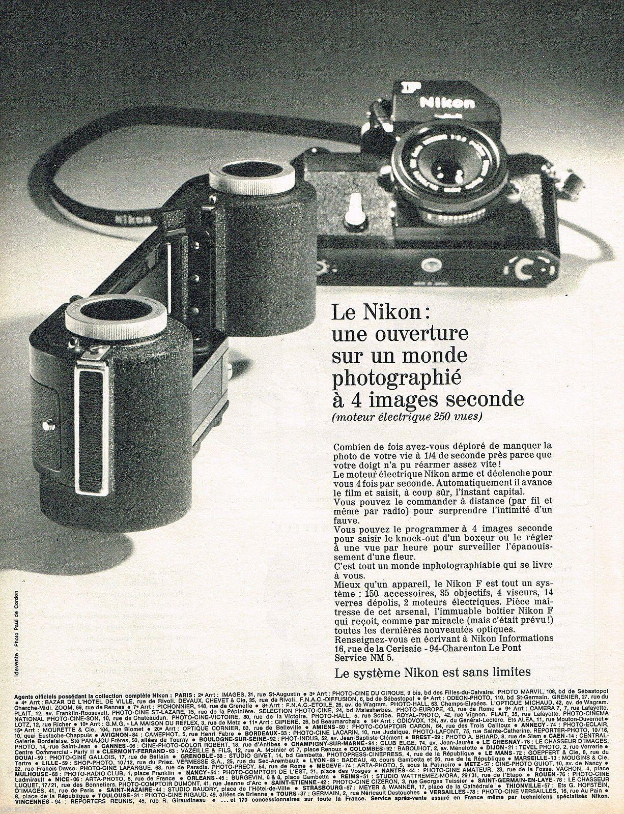 rencontres Nikon F3