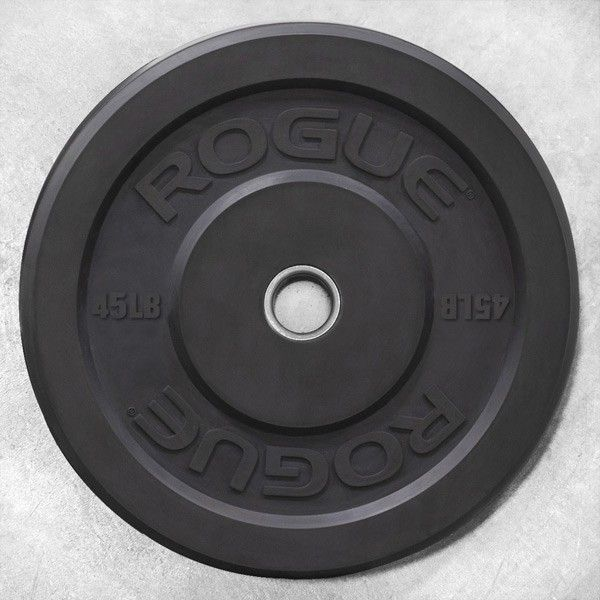 Great quality rubber bumper plates for cheap from rogue